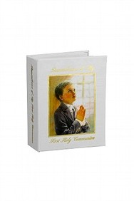 Remembrance Of My First Holy Communion, Boy, Photo Album
