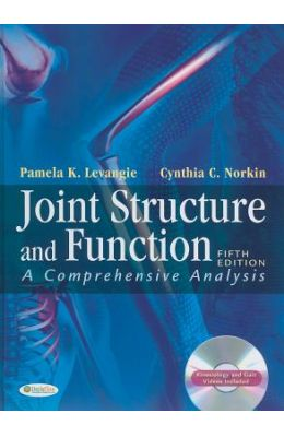 Joint Structure and Function: A Comprehensive Analysis [With DVD]