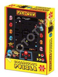 Pac- Man Collector's Puzzle: Pac- Man Collector's Puzzle
