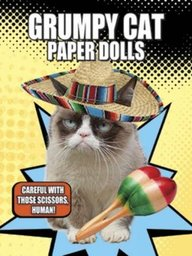 Grumpy Cat Paper Dolls