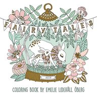 Fairy Tales Coloring Book: Published in Sweden As Sagolikt (Gsp- Trade)