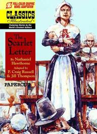 Scarlet Letter ; Classics Illustrated