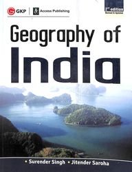Geography Of India
