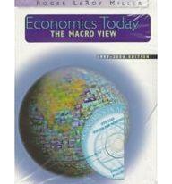 Economics Today : The Macro View : 1999-2000
