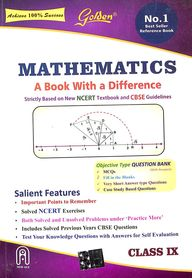 Golden Mathematics Class 9 : Cbse