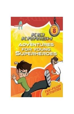 Adventures For Young Superheroes 8 : Kid Krrish