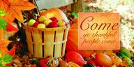Come Thanksgiving Offering Envelope 2012 (Package of 50)