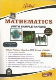 Golden Mathematics Class 10 : Cbse