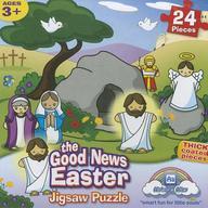 The Good News Easter Jigsaw Puzzle (Deep Church)