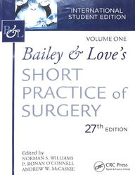 Bailey & Loves Short Practice Of Surgery Set Of 2 Vols