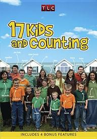 17 Kids and Counting Season 1 DVD Set