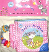 Katie Kitten 0+ : Babys First Noisy Animal Story Book