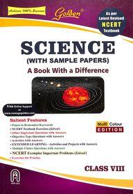 Golden Science Class 8 : Cbse