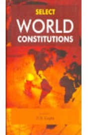 Select World Constitutions Vol 2