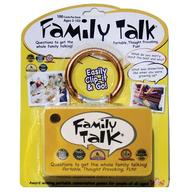 Family Talk- Faith Edition- Portable Conversation Games