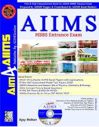 Aiims Mbbs Entrance Exam W/Cd