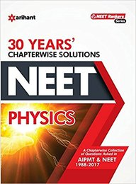 Physics Neet 30 Years Chapterwise Solutions : Code C096