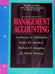 Management Accounting: Study Guide