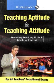 Teaching Aptitude & Teaching Attitude