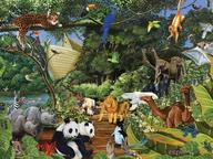 Noah's Gathering-Puzzle