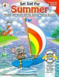 Set Sail For Summer: Pre-k