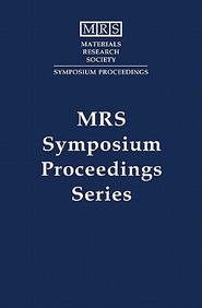 High-Temperature Ordered Intermetallic Alloys VI: Volume 364 (MRS Proceedings)