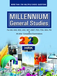Millennium General Studies For Ias Kas Kes Ugc Net Kset Fda Sda