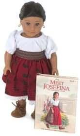 Josefina Mini Doll (American Girls Collection Mini Dolls; Book & Doll)