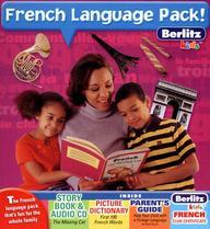 Berlitz Kids French Language Pack (berlitz Kids Language Pack) (french Edition)