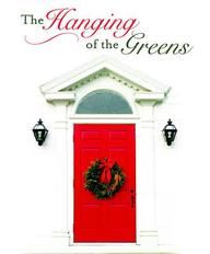 Hanging of the Greens Bulletin 2012, Large Size (Package of 50)