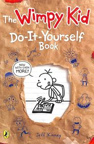 Diary Of A Wimpy Kid : Do It Yourself Book