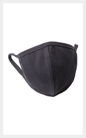 FLU Guard Pure Cotton Breathable Mask Set of 5