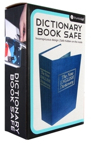 Thumbs UP Book Safe