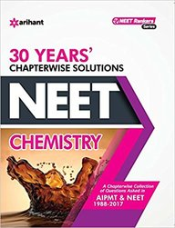 Chemistry Neet 30 Years Chapterwise Solutions : Code C097