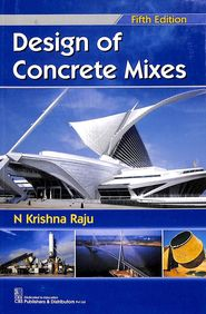 Design Of Concrete Mixes