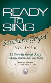 Ready To Sing Southern Gospel, Volume 6: Satb (Ready To Sing (Songbooks))