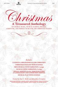 Christmas: A Treasured Anthology Choral Book