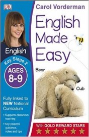 English Made Easy : Ages 8 To 9 Key Stage 2