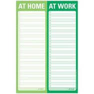 Knock Knock At Home/At Work Perforated Pad