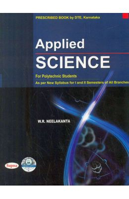 Applied Science For Polytechnic Students For 1st & 2nd Sem