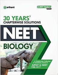 Biology Neet 30 Years Chapterwise Solutions : Code C098