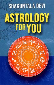 Buy astrology for you book shakuntala devi 8122200672 astrology for you fandeluxe Images