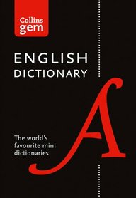 Collins Gem – Collins Gem English Dictionary