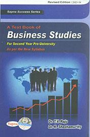 Textbook Of Business Studies 2 Pu