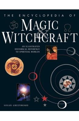 Ency Of Magic Witchcraft