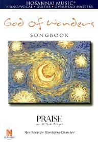 God Of Wonders Songbook by Paul Baloche (Printed Music)