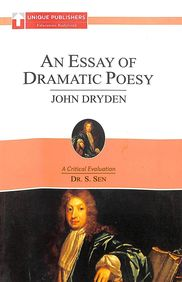 an essay of dramatic poesy