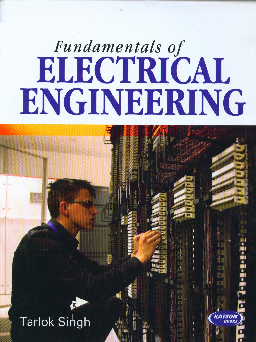 Buy Fundamentals Of Electrical Engineering Book Tarlok Singh