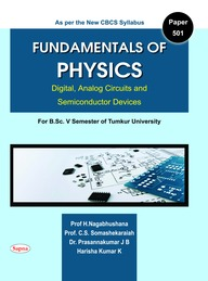 Fundamentals Of Physics Digital Analog Circuits & Semiconductor Devices For Bsc 5 Sem : Tu Paper 501