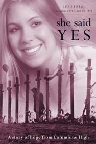Cassie Bernall: She Said Yes: 25-Pack Tracts